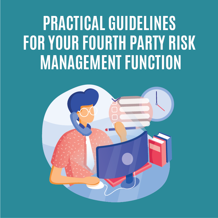 Fourth party risk management