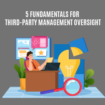 Third-party management