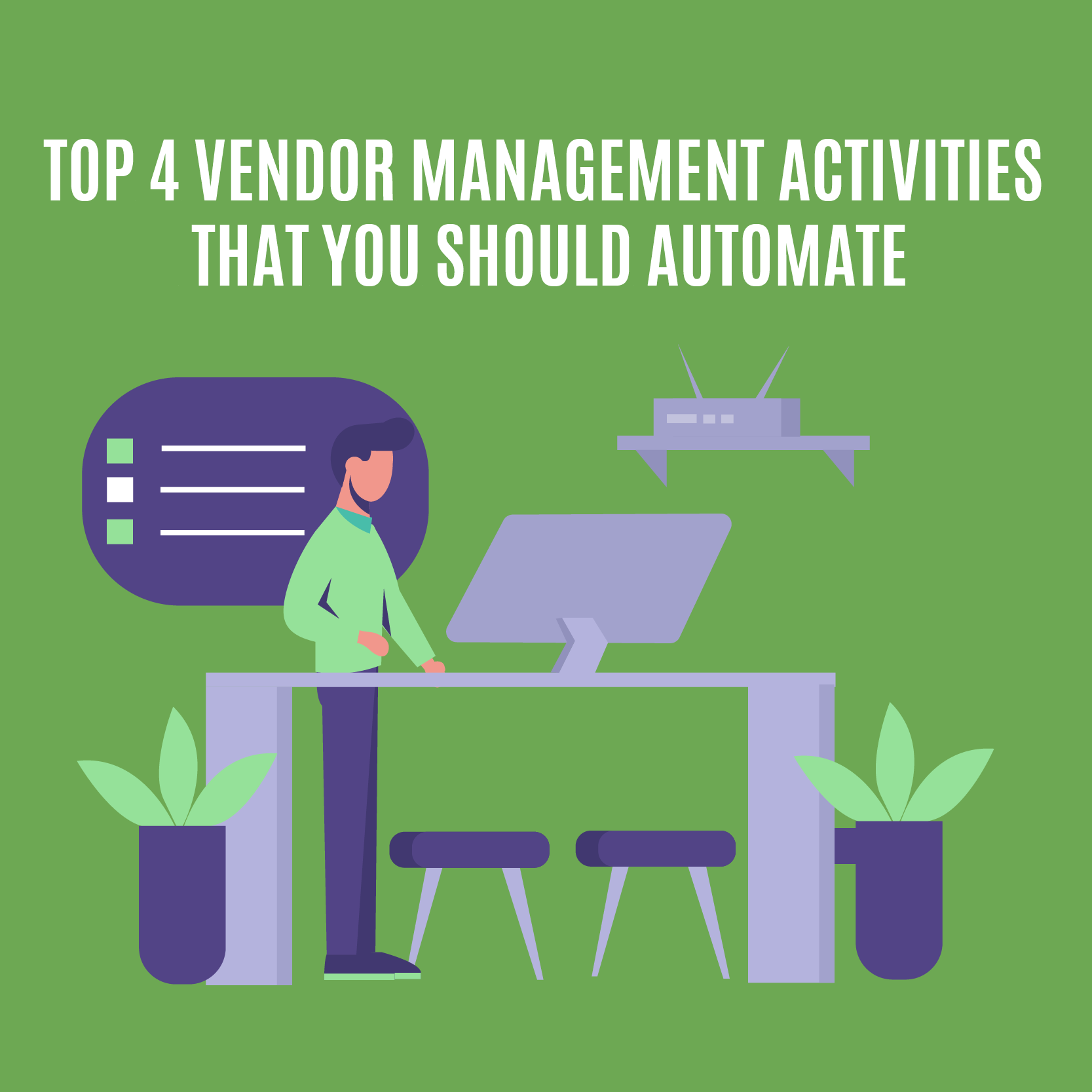 Activities that You Should Automate